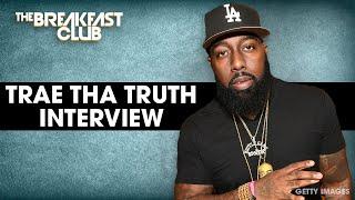 "Trae Tha Truth Talks Philanthropic Legacy, New Music, ""Trae Day"" + More"