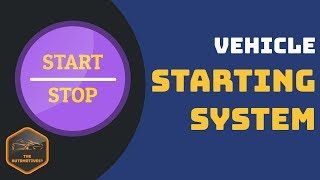 [HINDI] Car Starting System : Circuit | Animation | Working | Function | Principle
