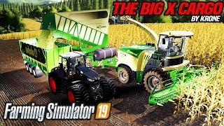 farming simulator 19 krone big x 1180 trailer - Thủ thuật máy tính