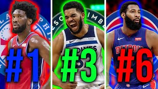 Ranking the Best Centers From Every Team in the NBA (2019-20)
