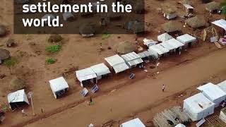 Uganda now houses over 1 million South Sudanese refugees