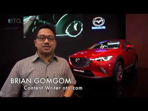 First Impression Mazda CX-3 di GIIAS 2016 | Oto.com