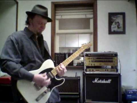 Squier Classic Vibe Telecaster and Vox AC30CCH