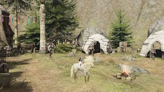 Bless Online NA - To Hieron Land for Unicorn Mount