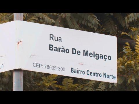 Conhecendo a Cidade | Cuiabá - Rua Barão de Melgaço