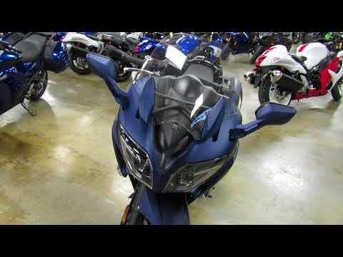 2018 Yamaha FJR1300A in Romney, West Virginia