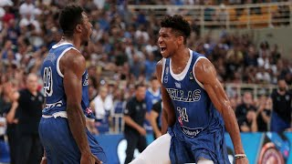 LIVE - Greece vs Jordan - Suzhou International Basketball Challenge and Culture Week 2019