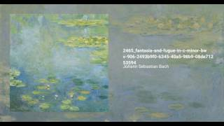 Fantasia and Fugue in C minor, BWV 906