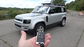 SUV Of The Year! 2020 Land Rover Defender Review!