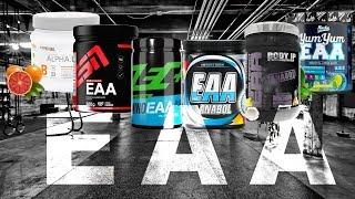Wer macht gute EAA-Pulver? Wer nicht?   Fitness Food Corner
