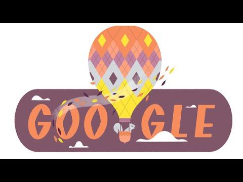 Autumn Equinox   Fall 2020 (Northern Hemisphere) google doodle