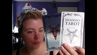 Shadows Tarot: First Impressions Review