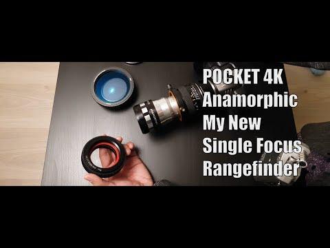 Blackmagic Pocket Cinema Camera 4k Anamorphic - смотреть онлайн на