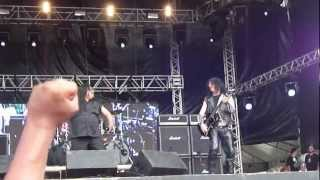 Exciter -  Aggressor ( METAL OPEN AIR )
