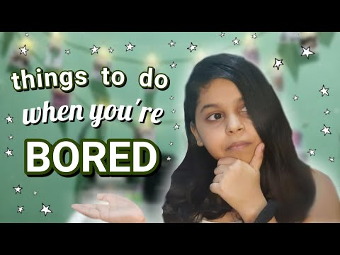 10 Things To Do When You Are Boared !!!!! || The Diamond Queen