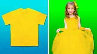 CLOTHING HACKS FOR KIDS AND ADULTS