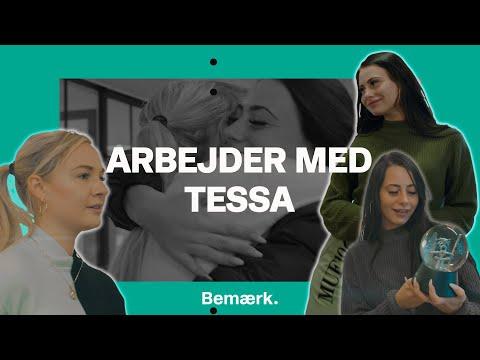Arbejder med Tessa l Serie: Astrid finder din musik (3:3)