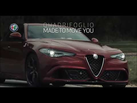 Alfa Romeo Giulia Quadrifoglio - Made To Move You