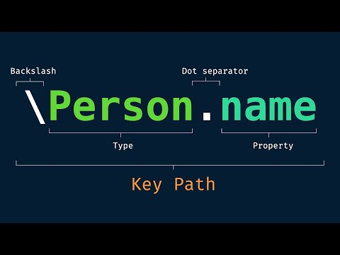 The Anatomy of a Key Path thumbnail