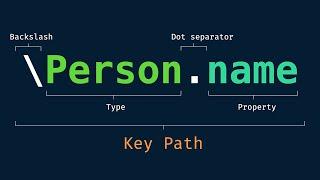 The Anatomy of a Key Path