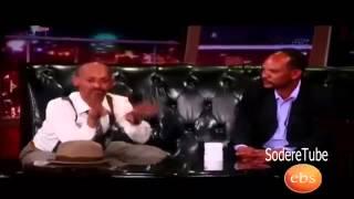 Comedian Markos Fikre Kuralew on Seifu Fantahun Show
