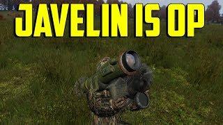 ARMA 3 Exile - Javelin is OP