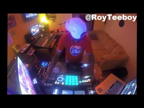 DJ TEEBOY SCRATCH MIX (WELCOME TO ACETIME RECORDS)
