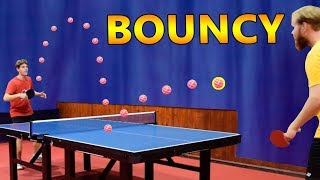 Bouncy Ball Ping Pong 2 (crazy spin)