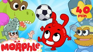 My Magic Soccer Match! Morphle