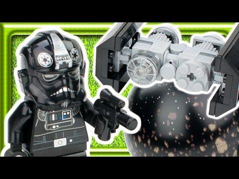 Vidéo LEGO Star Wars 75008 : TIE Bomber & Asteroid Field