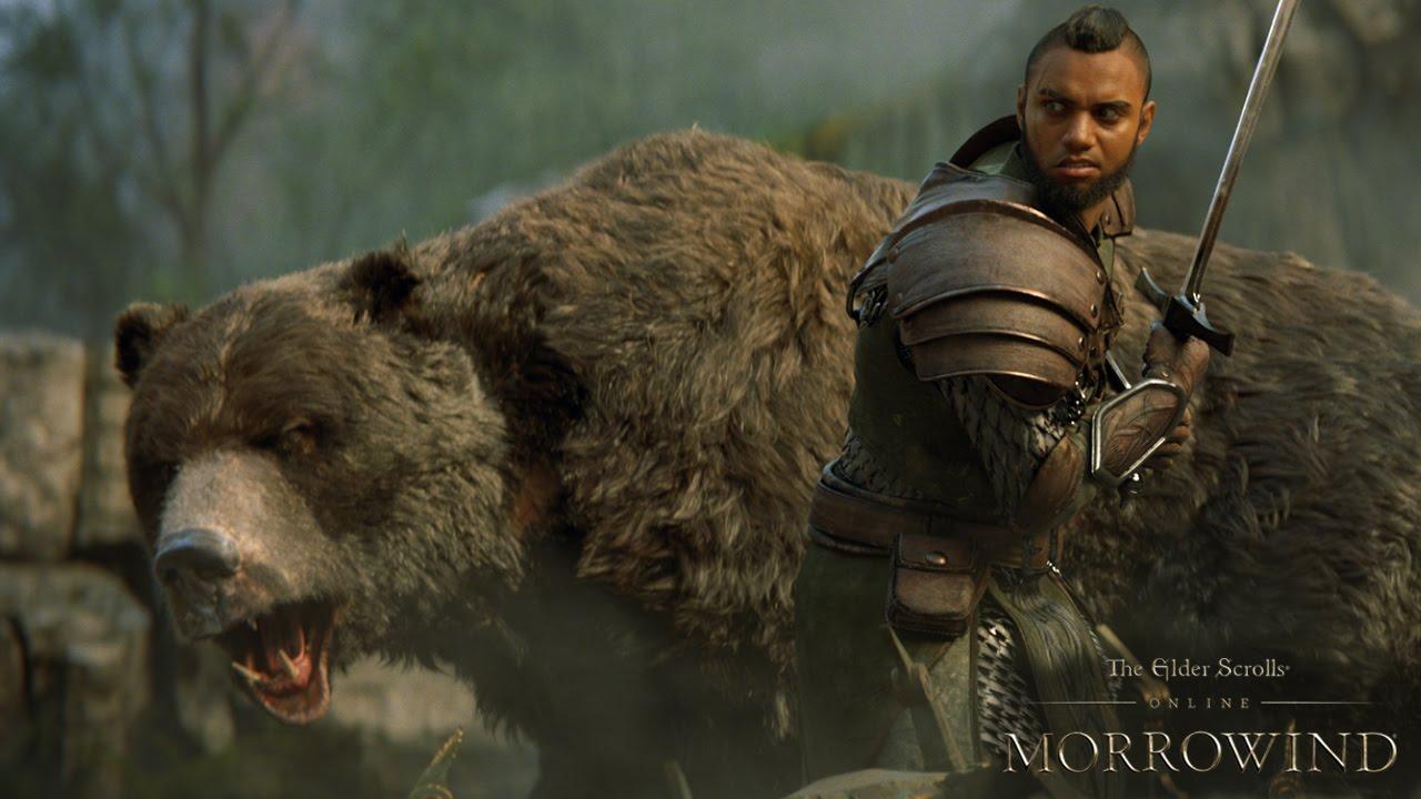 The Elder Scrolls Online: Morrowind - Trailer di presentazione