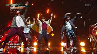 Gambar cover 뮤직뱅크 Music Bank - Airplane pt.2 - 방탄소년단 (Airplane pt.2 - BTS).20180525