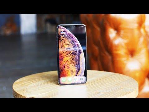 Смартфон Apple iPhone Xs Max 256GB серый космос - Видео
