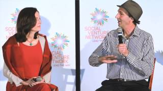 SVN Courageous Conversation with Greg Steltenpohl of Califia Farms and founder of Odwalla