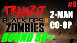 TranZit Quest for 50+ Rounds & Higher Zombie Rank: Sorry SpiderWife, DLC Trumps Vacation (Part 9)