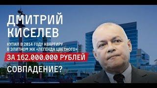 Бред Кисилева про митинги против Коррупции