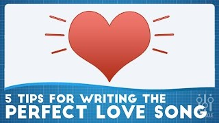 How To Write A Love Song (Lyrics)