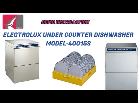 Electrolux Under Counter Dishwasher - 400153