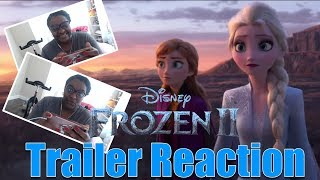 Frozen 2 Official Trailer Reaction