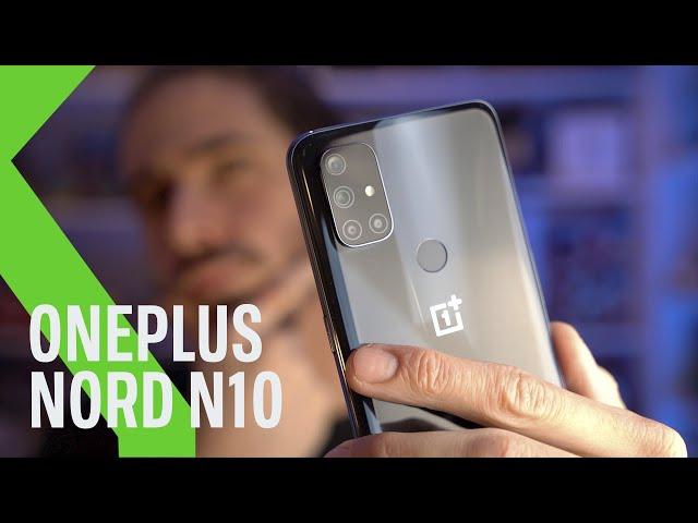 OnePlus Nord N10, análisis: sería PERFECTO si fuera HIJO ÚNICO