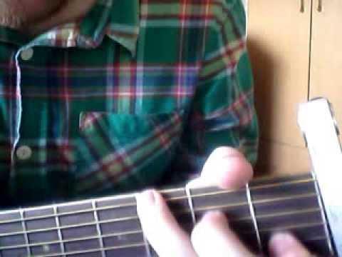Perfect Civil Wars Barton Hollow Guitar Chords Vignette - Beginner ...