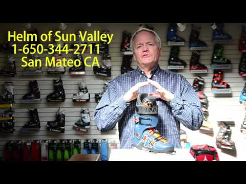 Salomon QST Pro 120 Ski Boot Review