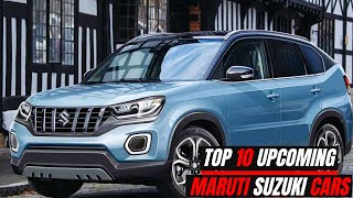 Upcoming Maruti cars in india 2020-2021 | New Maruti Suzuki Suv Cars Launch India-New Swift Facelift