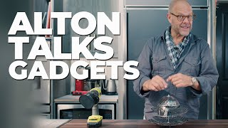 Alton Brown Shares His Favorite Kitchen Gadgets 🙌 GOOD EATS: THE RETURN EXCLUSIVE