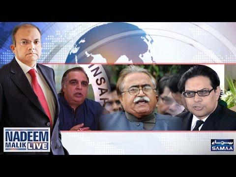 Do Bari Khabren | Nadeem Malik Live | SAMAA TV |03 April 2017