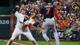 World Series Game 7 Prediction Washington Nationals vs Houston Astros 10/30/2019