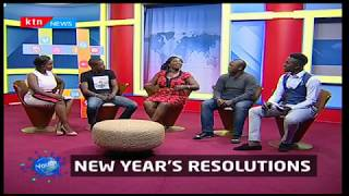 Open Mic: New year's resolutions