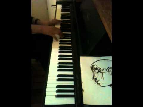 Christophe Calleja Piano Impro