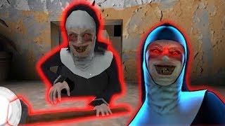 МОНАХИНЯ НЕ МОЖЕТ МЕНЯ УБИТЬ! - The Nun | Монахиня