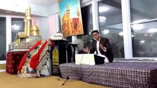 wiladat imam hussain qasida lyrics - Kênh video giải trí